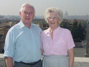 Stan and Beryl Taylor