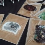 Hand made cards available